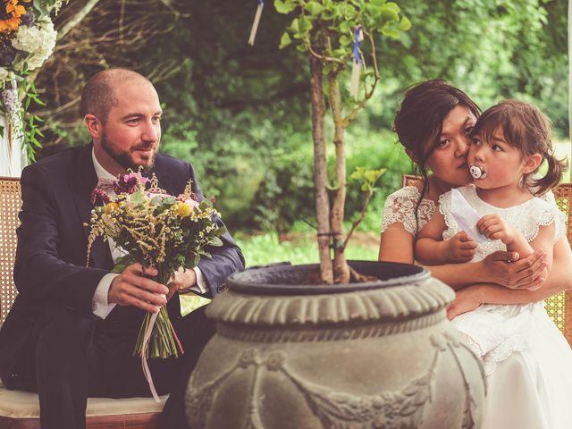 Le mariage de Arnaud et Cynthia à Montoire-sur-le-Loir, Loir-et-Cher 35