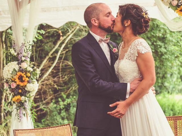 Le mariage de Arnaud et Cynthia à Montoire-sur-le-Loir, Loir-et-Cher 37