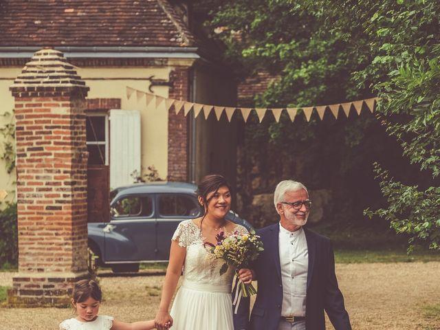 Le mariage de Arnaud et Cynthia à Montoire-sur-le-Loir, Loir-et-Cher 49