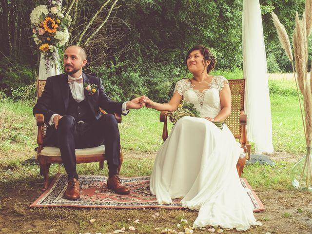 Le mariage de Arnaud et Cynthia à Montoire-sur-le-Loir, Loir-et-Cher 50