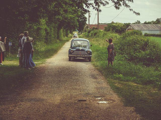 Le mariage de Arnaud et Cynthia à Montoire-sur-le-Loir, Loir-et-Cher 58