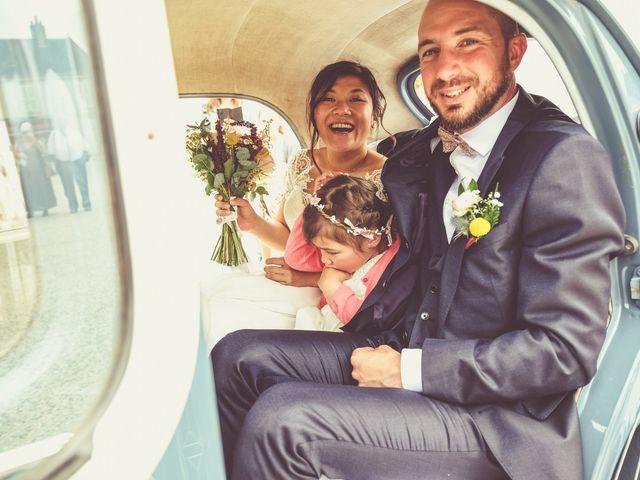 Le mariage de Arnaud et Cynthia à Montoire-sur-le-Loir, Loir-et-Cher 59