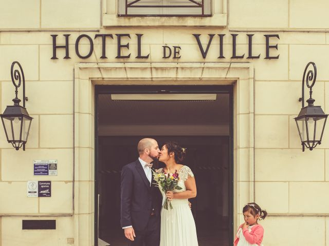 Le mariage de Arnaud et Cynthia à Montoire-sur-le-Loir, Loir-et-Cher 60