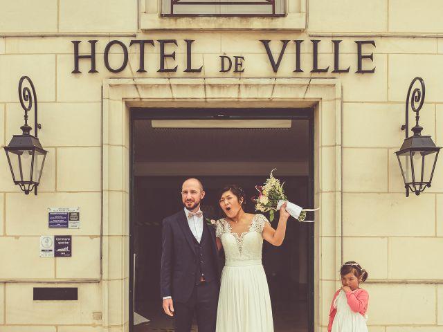 Le mariage de Arnaud et Cynthia à Montoire-sur-le-Loir, Loir-et-Cher 61