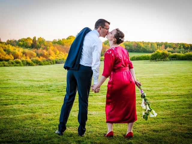 Le mariage de Nicolas et Marie à La Chapelle-Gauthier, Seine-et-Marne 10