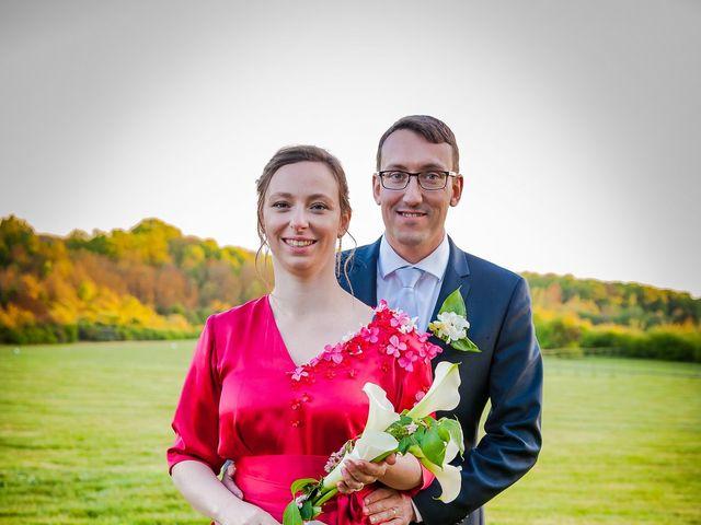 Le mariage de Nicolas et Marie à La Chapelle-Gauthier, Seine-et-Marne 12