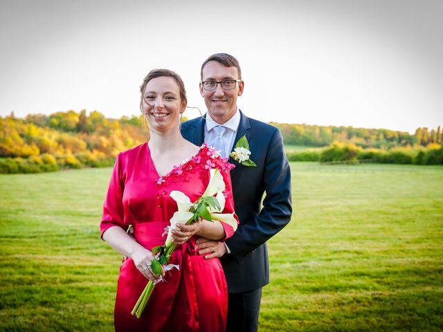Le mariage de Nicolas et Marie à La Chapelle-Gauthier, Seine-et-Marne 13