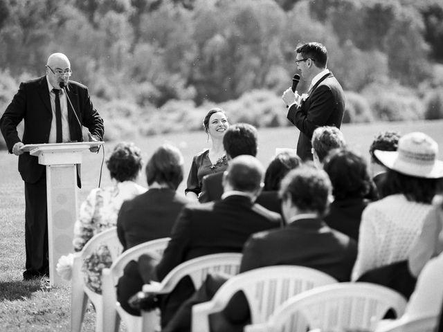 Le mariage de Nicolas et Marie à La Chapelle-Gauthier, Seine-et-Marne 18