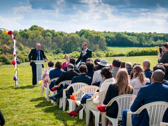 Le mariage de Nicolas et Marie à La Chapelle-Gauthier, Seine-et-Marne 19
