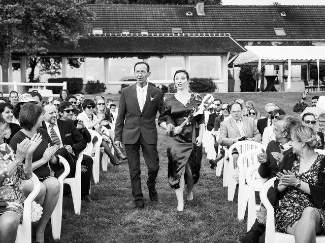 Le mariage de Nicolas et Marie à La Chapelle-Gauthier, Seine-et-Marne 20