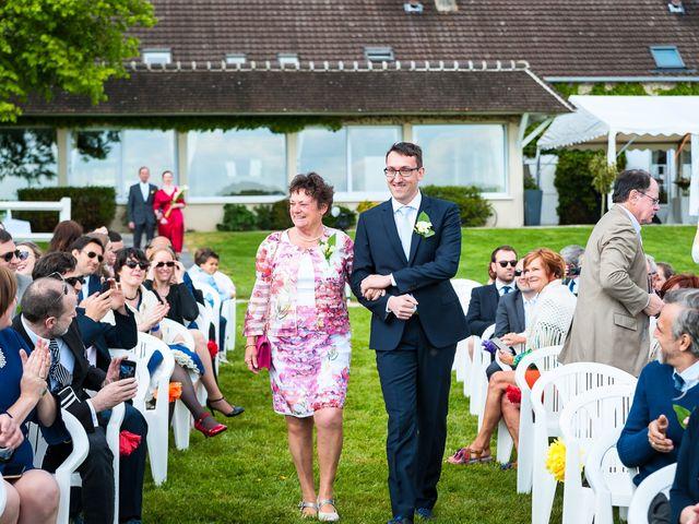Le mariage de Nicolas et Marie à La Chapelle-Gauthier, Seine-et-Marne 21