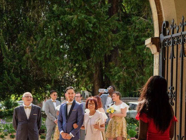Le mariage de Jean Brice et Mélanie à Combs-la-Ville, Seine-et-Marne 27