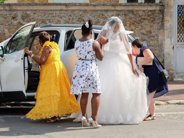 Le mariage de Jean Brice et Mélanie à Combs-la-Ville, Seine-et-Marne 36