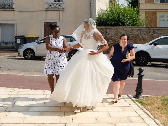 Le mariage de Jean Brice et Mélanie à Combs-la-Ville, Seine-et-Marne 37