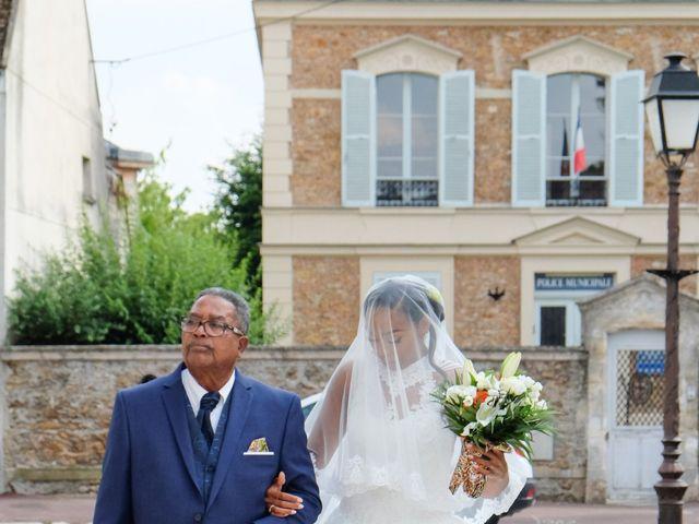 Le mariage de Jean Brice et Mélanie à Combs-la-Ville, Seine-et-Marne 40