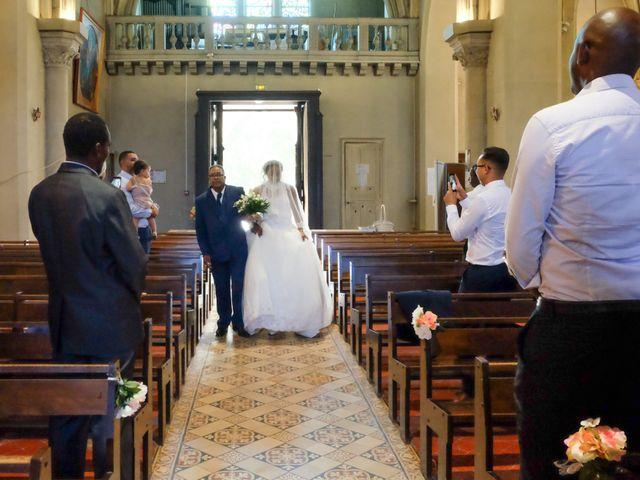 Le mariage de Jean Brice et Mélanie à Combs-la-Ville, Seine-et-Marne 42