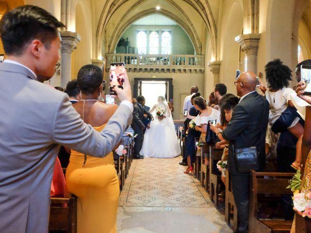 Le mariage de Jean Brice et Mélanie à Combs-la-Ville, Seine-et-Marne 43