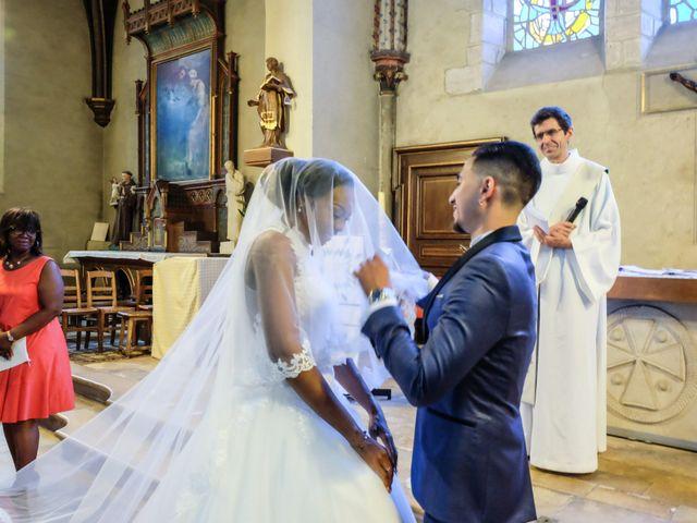 Le mariage de Jean Brice et Mélanie à Combs-la-Ville, Seine-et-Marne 46