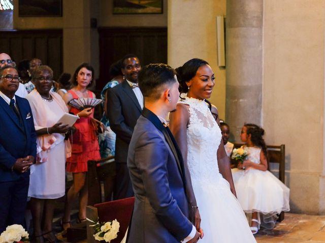 Le mariage de Jean Brice et Mélanie à Combs-la-Ville, Seine-et-Marne 49