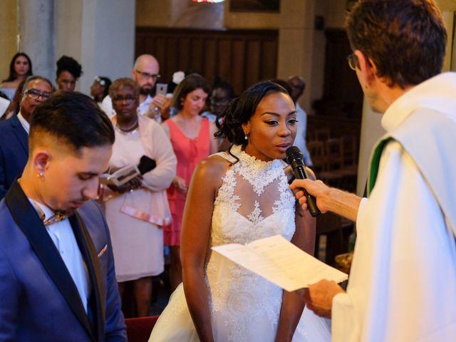 Le mariage de Jean Brice et Mélanie à Combs-la-Ville, Seine-et-Marne 56