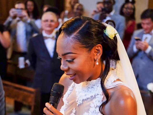 Le mariage de Jean Brice et Mélanie à Combs-la-Ville, Seine-et-Marne 75