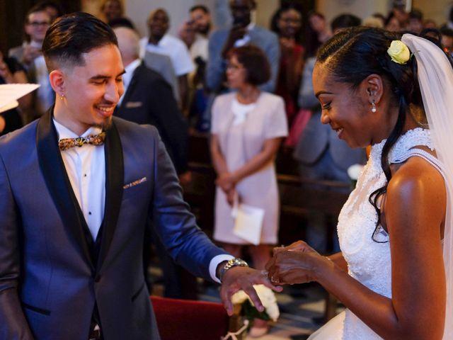Le mariage de Jean Brice et Mélanie à Combs-la-Ville, Seine-et-Marne 77