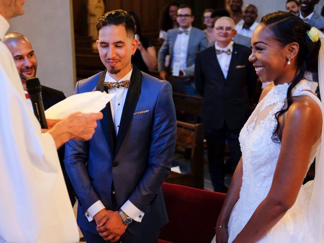 Le mariage de Jean Brice et Mélanie à Combs-la-Ville, Seine-et-Marne 78