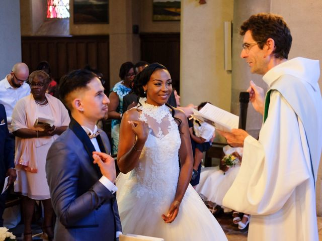 Le mariage de Jean Brice et Mélanie à Combs-la-Ville, Seine-et-Marne 89