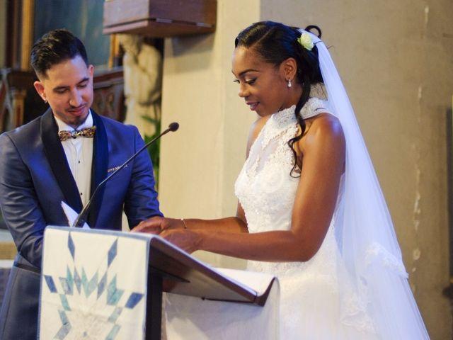 Le mariage de Jean Brice et Mélanie à Combs-la-Ville, Seine-et-Marne 93