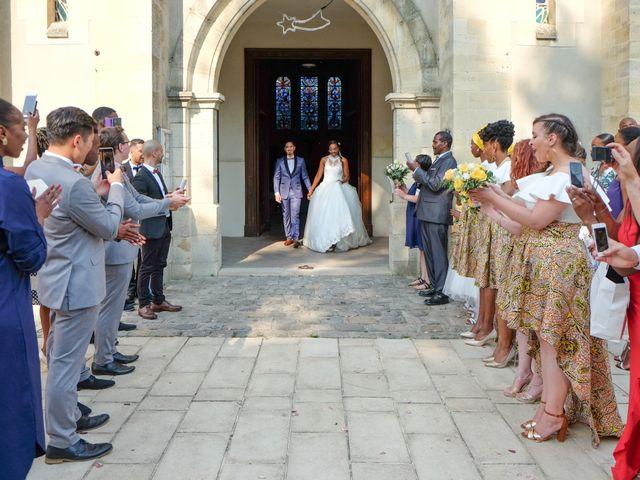 Le mariage de Jean Brice et Mélanie à Combs-la-Ville, Seine-et-Marne 109