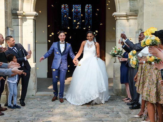 Le mariage de Jean Brice et Mélanie à Combs-la-Ville, Seine-et-Marne 111