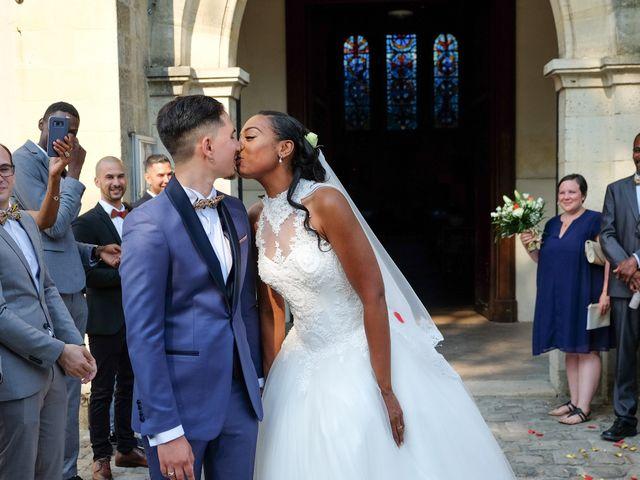 Le mariage de Jean Brice et Mélanie à Combs-la-Ville, Seine-et-Marne 112