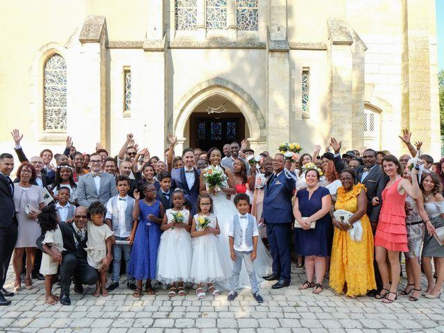 Le mariage de Jean Brice et Mélanie à Combs-la-Ville, Seine-et-Marne 116