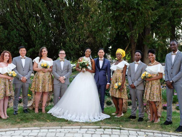 Le mariage de Jean Brice et Mélanie à Combs-la-Ville, Seine-et-Marne 117
