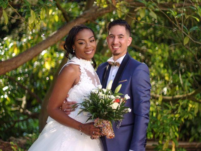 Le mariage de Mélanie et Jean Brice