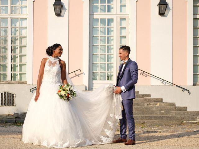 Le mariage de Jean Brice et Mélanie à Combs-la-Ville, Seine-et-Marne 138