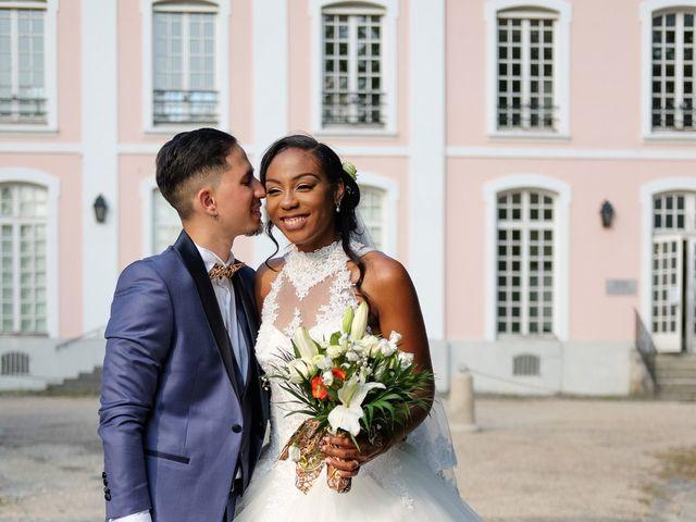 Le mariage de Jean Brice et Mélanie à Combs-la-Ville, Seine-et-Marne 144