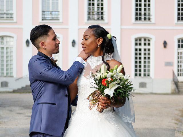 Le mariage de Jean Brice et Mélanie à Combs-la-Ville, Seine-et-Marne 146