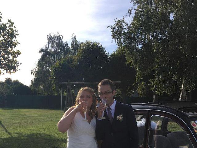 Le mariage de Sébastien et Julie à Caen, Calvados 1