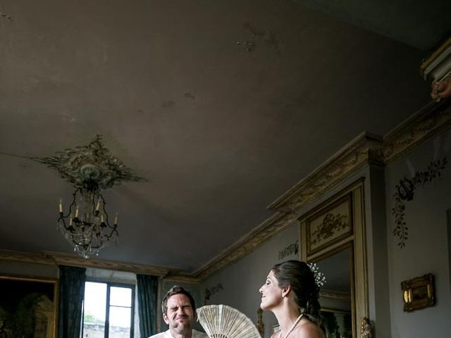 Le mariage de Cyrille et Caroline à Le Pouget, Hérault 9