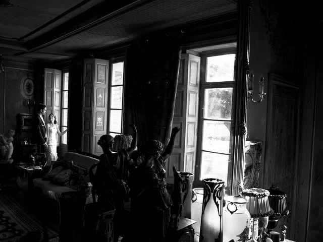 Le mariage de Cyrille et Caroline à Le Pouget, Hérault 12