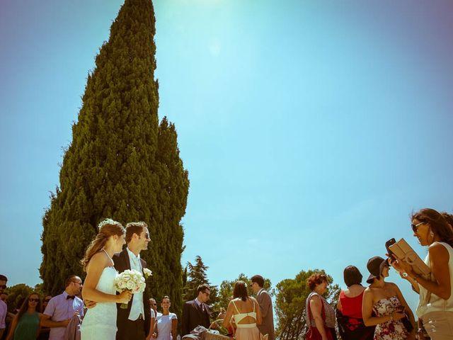 Le mariage de Cyrille et Caroline à Le Pouget, Hérault 20