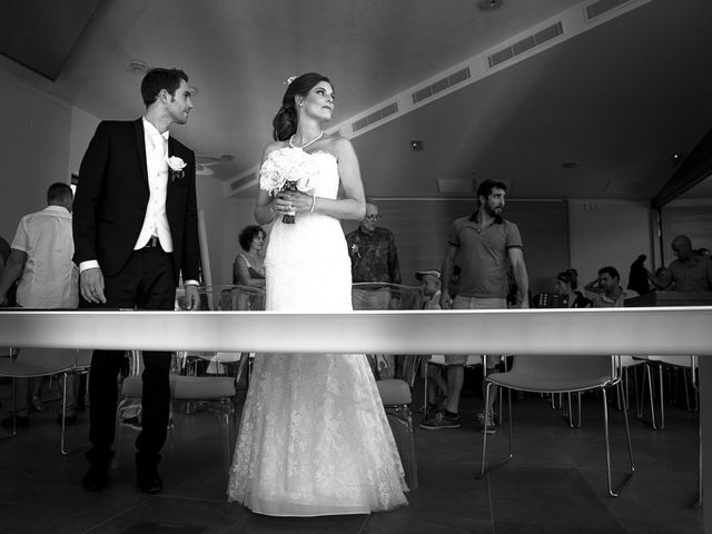 Le mariage de Cyrille et Caroline à Le Pouget, Hérault 22