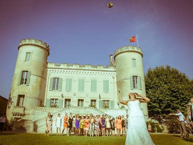 Le mariage de Cyrille et Caroline à Le Pouget, Hérault 28