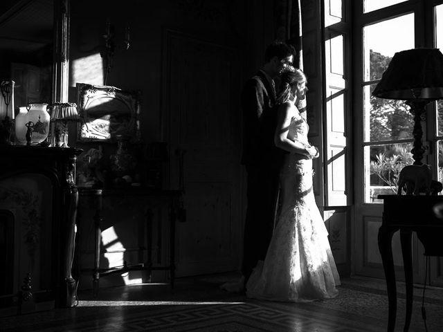 Le mariage de Cyrille et Caroline à Le Pouget, Hérault 2