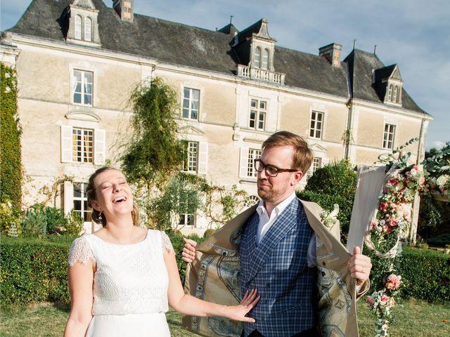 Le mariage de Olivier et Mélina à Angers, Maine et Loire 3