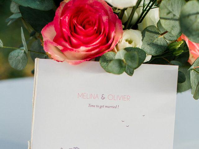 Le mariage de Olivier et Mélina à Angers, Maine et Loire 20