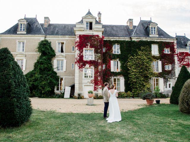 Le mariage de Olivier et Mélina à Angers, Maine et Loire 21