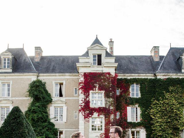 Le mariage de Olivier et Mélina à Angers, Maine et Loire 24