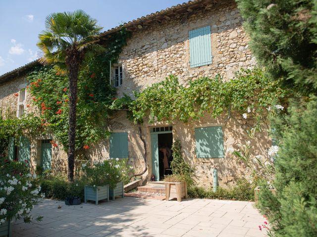 Le mariage de Johan et Ilona à Saulce-sur-Rhône, Drôme 7